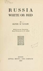 Russia, white or red PDF