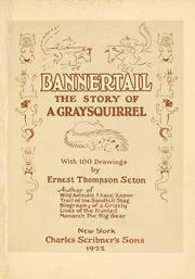 Bannertail by Ernest Thompson Seton