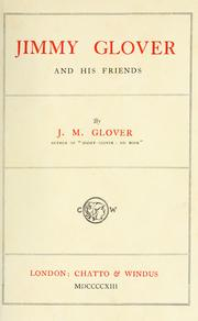 Jimmy Glover and his friends PDF