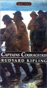 Cover of: Captains Courageous (Signet Classics) by Rudyard Kipling