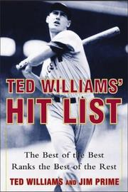 Ted Williams' hit list PDF