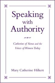 Speaking with authority by Mary Catherine Hilkert