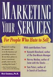 Marketing your services PDF