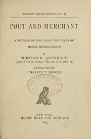 Poet and merchant PDF