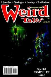 Weird Tales 291 Summer 1988 PDF