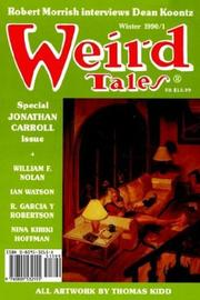 Weird Tales 299 Winter 1990/1991 PDF