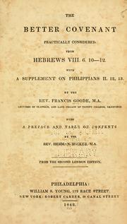 The better covenant PDF