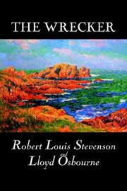 Cover of: The Wrecker by Robert Louis Stevenson, Lloyd Osbourne
