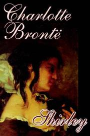 Cover of: Shirley by Charlotte Bront