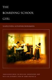 The boarding-school girl PDF