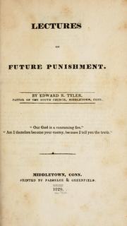 Lectures on future punishment PDF