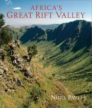 Africa's Great Rift Valley PDF