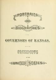 Cover of: Portrait and biographical album of Washington, Clay and Riley counties, Kansas by 