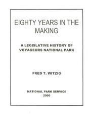 Eighty years in the making by Fred T. Witzig