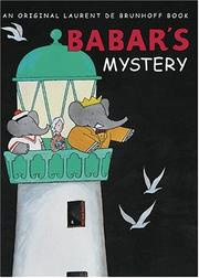 Babar&#39;s mystery by Laurent de Brunhoff