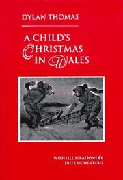 A child&#39;s Christmas in Wales by Dylan Thomas