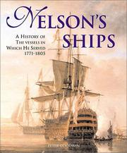 Nelson's Ships by Peter Goodwin