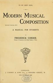 Modern musical composition PDF