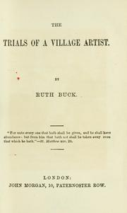 The trials of a village artist PDF