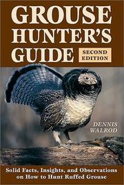 Grouse hunter's guide PDF