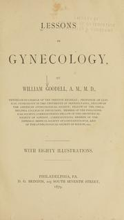 Lessons in gynecology PDF