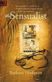 The sensualist by Barbara Hodgson