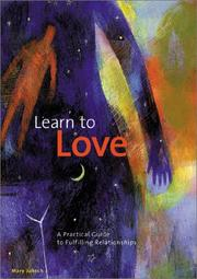 Learn to Love by Mary Jaksch