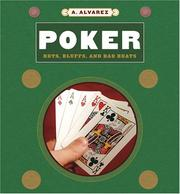Poker by Alvarez, A.