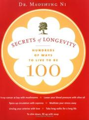 Secrets of longevity by Maoshing Ni