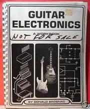 Guitar electronics PDF