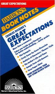 Cover of: Great Expectations by Nancy Holder