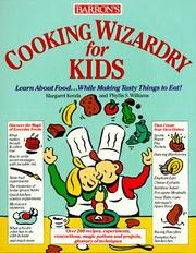 Cooking wizardry for kids PDF
