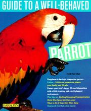 Guide to a Well-Behaved Parrot PDF