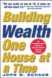 Building wealth one house at a time PDF
