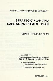 2012 Update to the Capital Plan - CA IT.