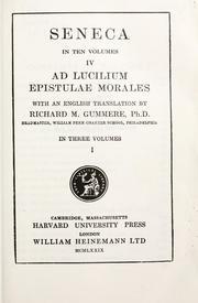 Epistulae morales PDF
