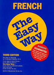 French The Easy Way PDF