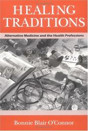 Healing Traditions by Bonnie Blair O'Connor