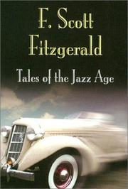 Cover of: Tales of the Jazz Age (Pine Street Books) by F. Scott Fitzgerald