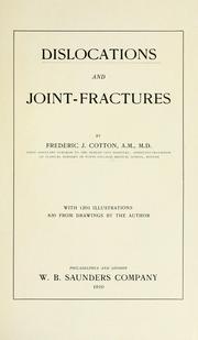 Cotton Fracture