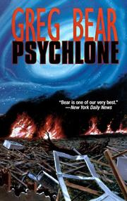Cover of: Psychlone by Greg Bear
