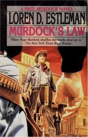 Murdock's Law (Page Murdock, US Deputy Marshall, Book 3) PDF