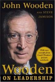 Wooden on Leadership PDF