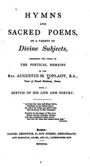 Hymns and Sacred Poems: On a Variety of Divine Subjects : Comprising the Whole of the Poetical .. PDF
