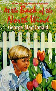 Cover of: At the Back of the North Wind (Tor Classics) by George MacDonald