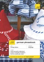 German phrasebook PDF