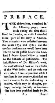 A Treatise on the Fevers of Jamaica: With Some Observations on the Intermitting Fever of America .. PDF