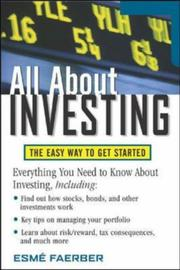 All about investing PDF