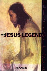 The Jesus legend PDF