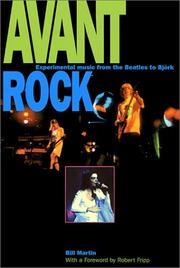 Avant Rock PDF